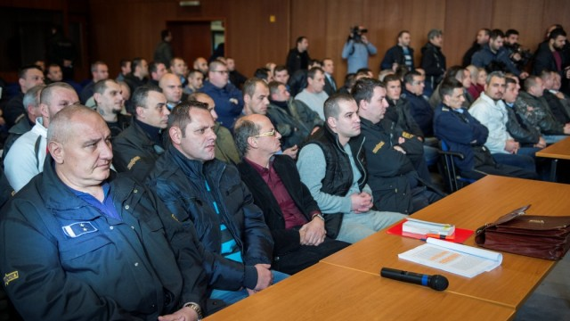 Командант Соколи  Бег Ризај и Мирсад Ндрецај се организатори на настаните од Диво насеље