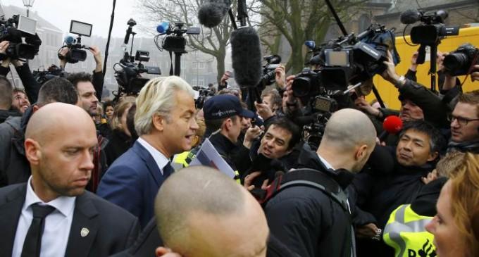 """Вилдерс ветува """"чистење"""" на Холандија од """"мароканското ѓубре"""""""