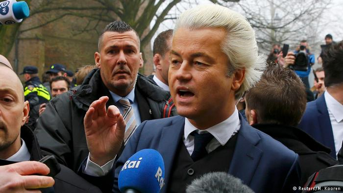 Холандија: Вилдерс нема да се појавува во јавноста поради безбедноста