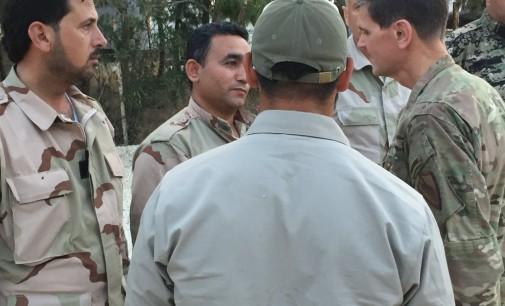 Тајна посета на Сирија на американскиот командант за Блиски исток