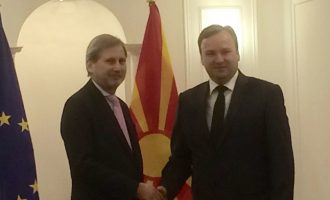 Димитриев-Хан: Да се почитува сувереноста во одлучувањето по прашањата од државен и национален карактер