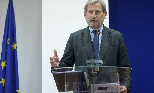 Хан: Состојбата на Западен Балкан и натаму е кревка, но патот кон ЕУ ќе биде потврден