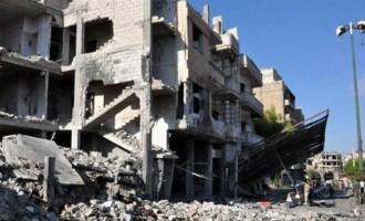 Десетици жртви во самоубиствени напади во сириски Хомс