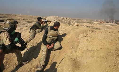 Ирак ги бомбардирал џихадистите во Сирија во координација со Дамаск