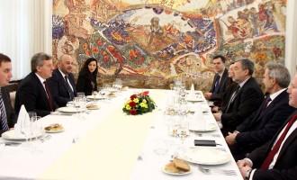 Земјите од Вишеградската група очекуваат исчекор на Македонија во евро и евроатланските интеграции