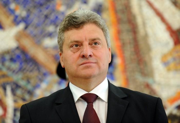 Иванов на работен ручек со амбасадорите од Вишеградската група