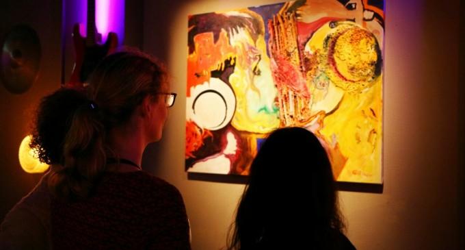 Отворена изложба на македонскиот сликар Ѓоко Ризов во Холандија