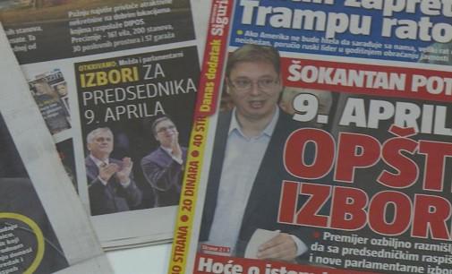 Во 2017-та во Србија нема да има вонредни парламентарни избори