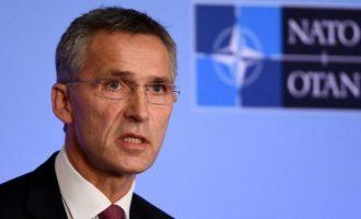 Столтенберг: Да се намалат тензиите на Балканот за да не дојде до инциденти и судири