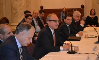 Јолевски во САД: Безбедноста на Балканот значи и безбедност на Европа