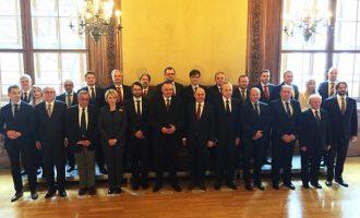 Јолевски: Македонија даде голем придонес во заштитата на Европа