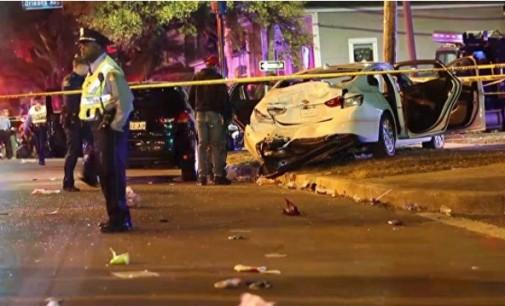 Пијан возач влета во толпа во Њу Орлеанс, 28 повредени