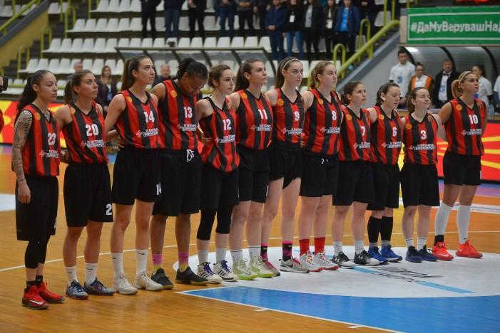 Прва титула во Купот за кошаркарките на Вардар