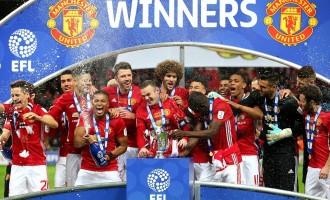 Остварен сонот на Фергусон, Јунјатед стана најтрофеен клуб во Англија