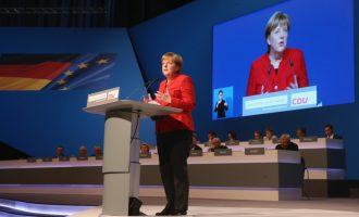 Германските демохристијани официјално ја потврдија Меркел за кандидатка за канцеларка