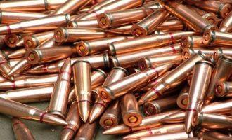 Арсенал оружје пронајден во подрум на зграда во Чаир