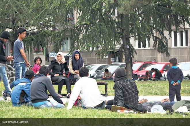 За осум месеци спречен илегален влез на околу 7 500 мигранти во Србија