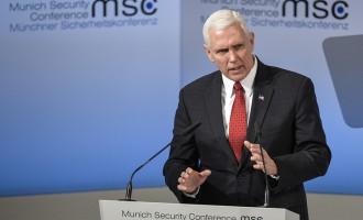 Пенс: САД се непоколебливи во поддршката за НАТО и ја сметаат Русија одговорна за Украина