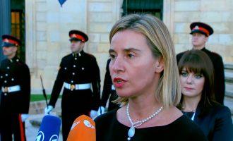 Могерини вели дека имигрантите на ЕУ ѝ се потребни поради економијата