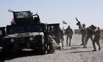 Ирачките сили почнаа да го заземаат аеродромот во Мосул