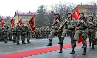 Воена свеченост по повод денот на Полкот за специјални операции