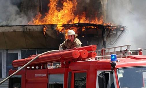 Баба изгорела во својата куќа во Нов Дојран