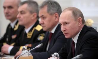 Путин: Во Сирија на страна на бунтовниците војуваат до четири илјади лица од Русија