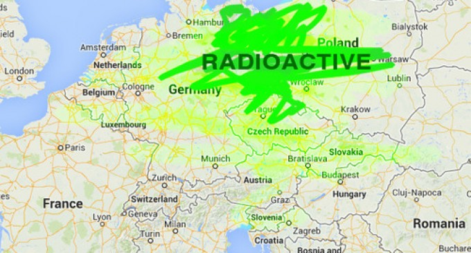 Детектиран радиоактивен облак над Европа, научниците не знаат од каде потекнува