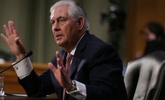 Американскиот државен секретар Тилерсон следната седмица оди во Мексико