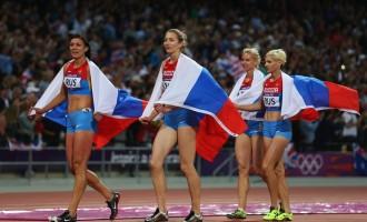 Руската штафета остана без олимпскиот медал од Лондон 2012