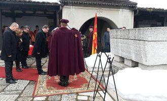 Одбележани 145 години од раѓањето на великанот Гоце Делчев