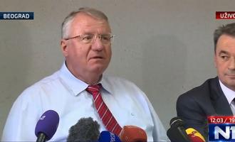 Шешељ: Албанците планираат напад на Србите на северот од Косово