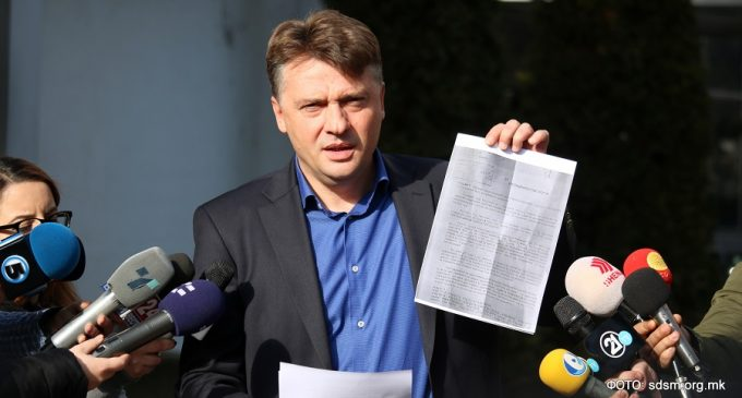 Шилегов: Блокираниот суд во Неготино ја потврди потребата од итни реформи во судството во Македонија