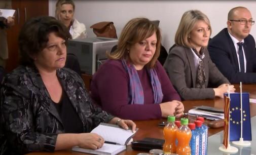 """Јанева пред Советот на јавни обвинители образложуваше зошто се откажа од """"Пуч"""""""