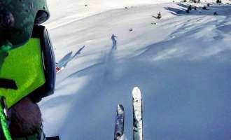 Германец починал на скијање на Попова Шапка