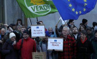 Британската влада против нов шкотски референдум