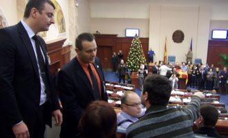 Стразбур пресуди во корист на новинарите отстранети од Собранието на 24 декември 2012