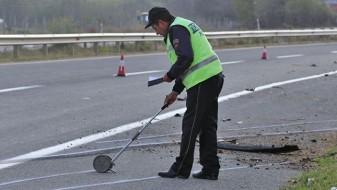 Сообраќајот на патот Дебар-Маврово е во прекин во двата правци
