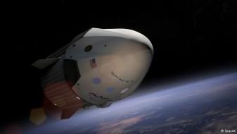 SpaceX ќе испрати двајца вселенски туристи на круг околу Месечината во 2018-та