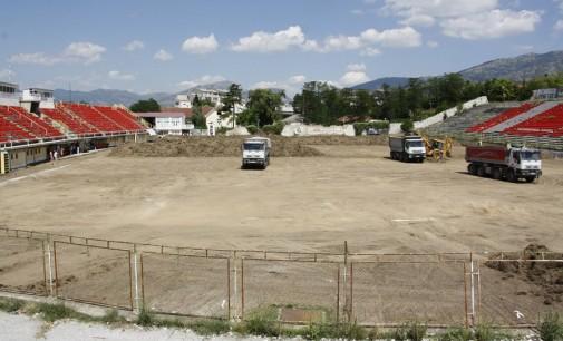 Распишан тендерот за реконструкција на градскиот стадион во Прилеп