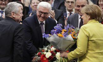 Штајнмаер: Германија е поткрепа на борците за демократија