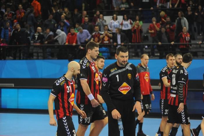 Штербик и Дибиров во тимот на колото