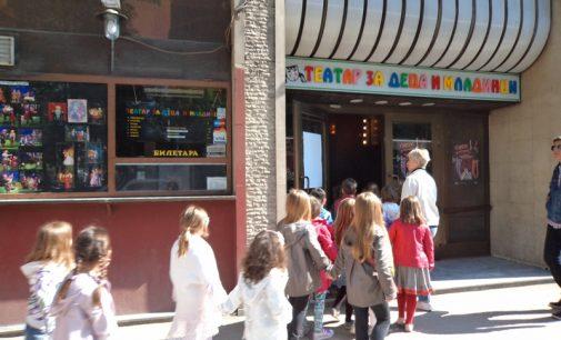 """""""Мачорот во чизми"""" нова претстава на Театар за деца и младинци"""