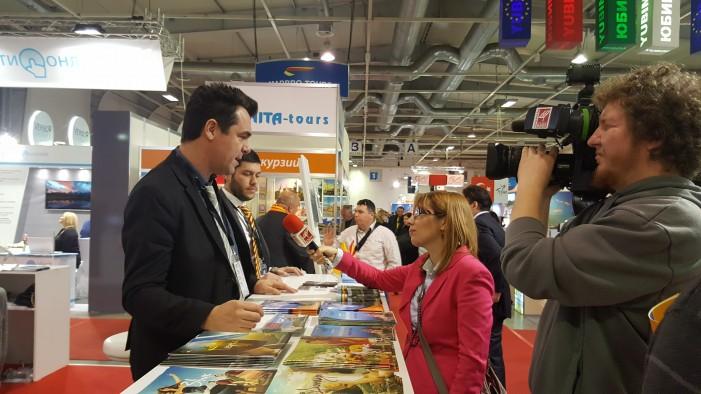 Македонија на меѓународниот саем за туризам во Бугарија