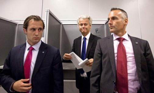 Холандската тајна служба го суспендирала телохранителот на Видлерс уште во 2015-та