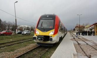 Владата ќе исплати дополнителни 70 милиони денари за плати за вработените во Железница