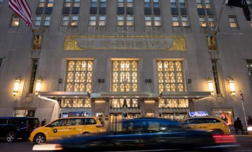 """Се затвора славниот њујоршки хотел """"Waldorf Astoria"""""""