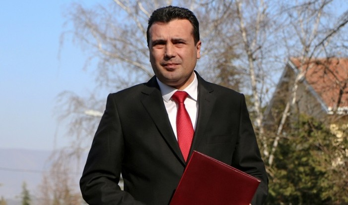 Заев: Ова е историски ден за Македонија, следува мирен и брз трансфер на власта