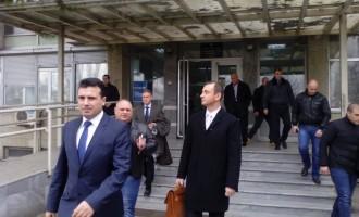 """Продолжува судењето против Заев за случајот """"Поткуп"""""""