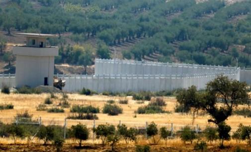 Турција изгради 290 км ѕид на границата со Сирија
